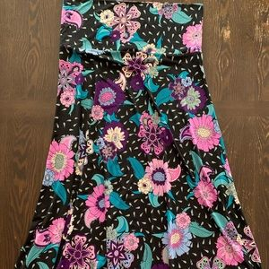 Large LuLaRoe Maxi Skirt